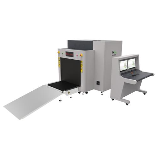 双源双视角通道式X射线安检仪10080D