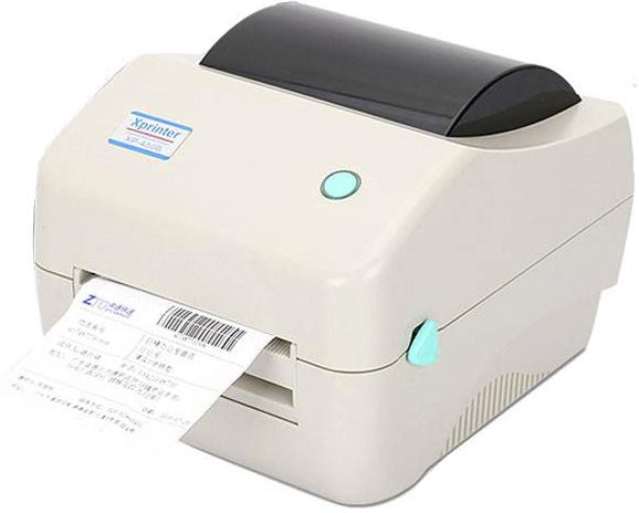 芯烨XP-450B热敏电子面单打印机