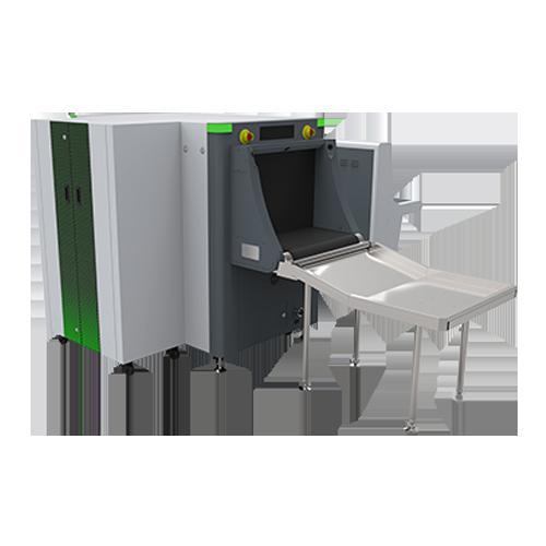 双源双视角通道式X射线安检仪ZKX6550D